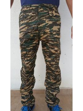 Παντελόνι Ελληνικής Παραλλαγής Στρατού (Στρατιωτικό)